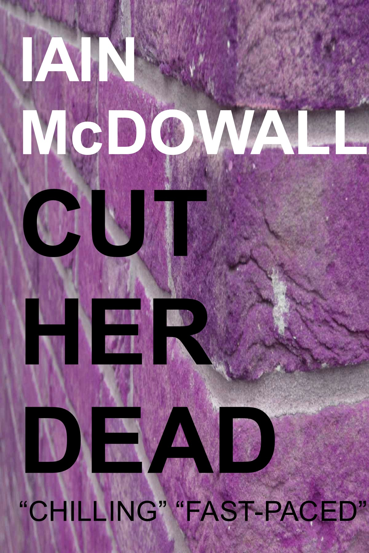 Cut Her Dead: new 2019 e-book edition on sale now